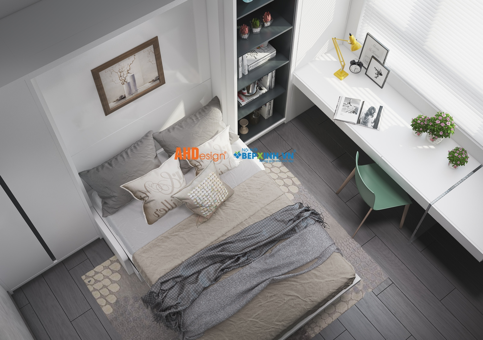 view-1-bed
